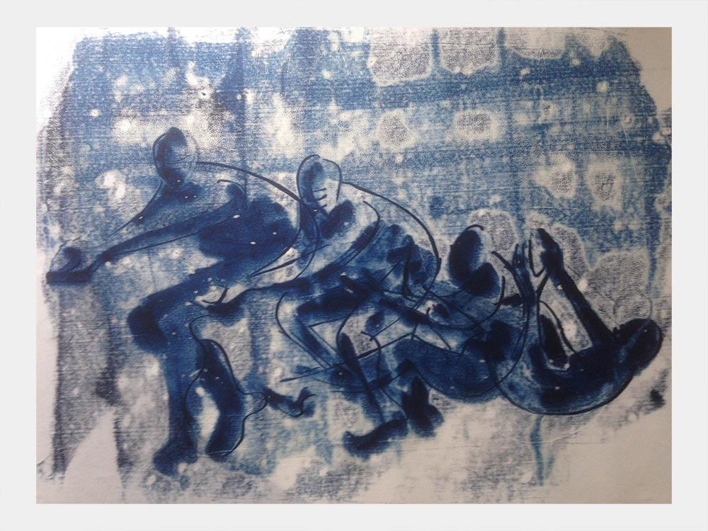 woman falling blue print_lr